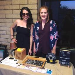 editors at Phoenix DIY Fest 2016